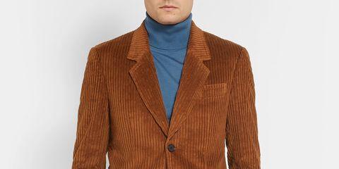 buy online 28d96 6fa3b La giacca di velluto a coste si rifà il look per l'inverno 2019
