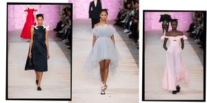 Best Dresses - Fashion Week