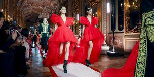 Giambattista Valli per H&M: la sfilata a Roma