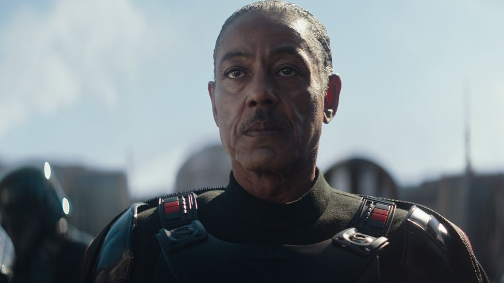 This <em>Mandalorian</em> Fan Theory May Have Just Revealed Moff Gideon's Location