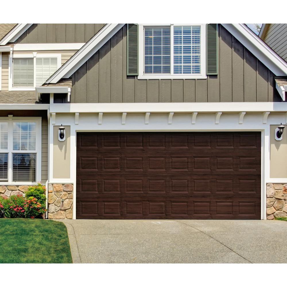 Garage Door Kit >> Giani Wood Look Paint Kits Make The Perfect Statement Garage Door