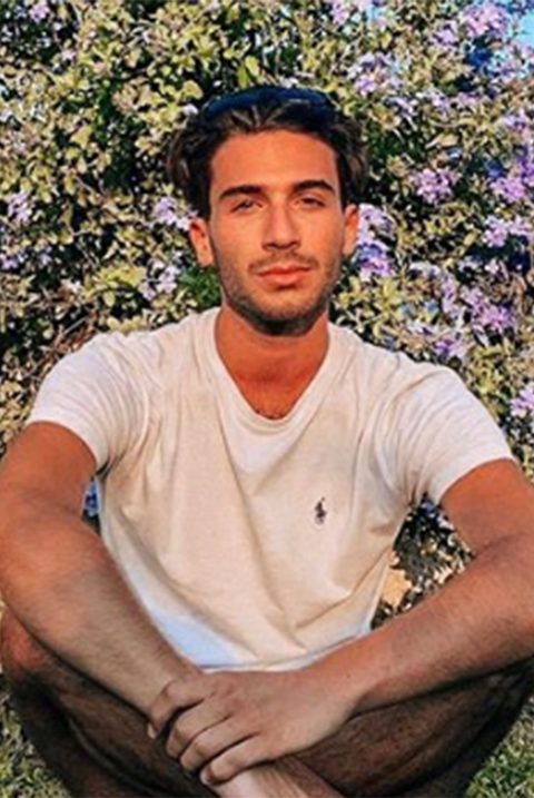 Gianmarco Onestini, concursante 'GH Vip 7'