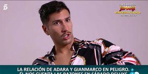 Gianmarco habla de cómo está su relación con Adara