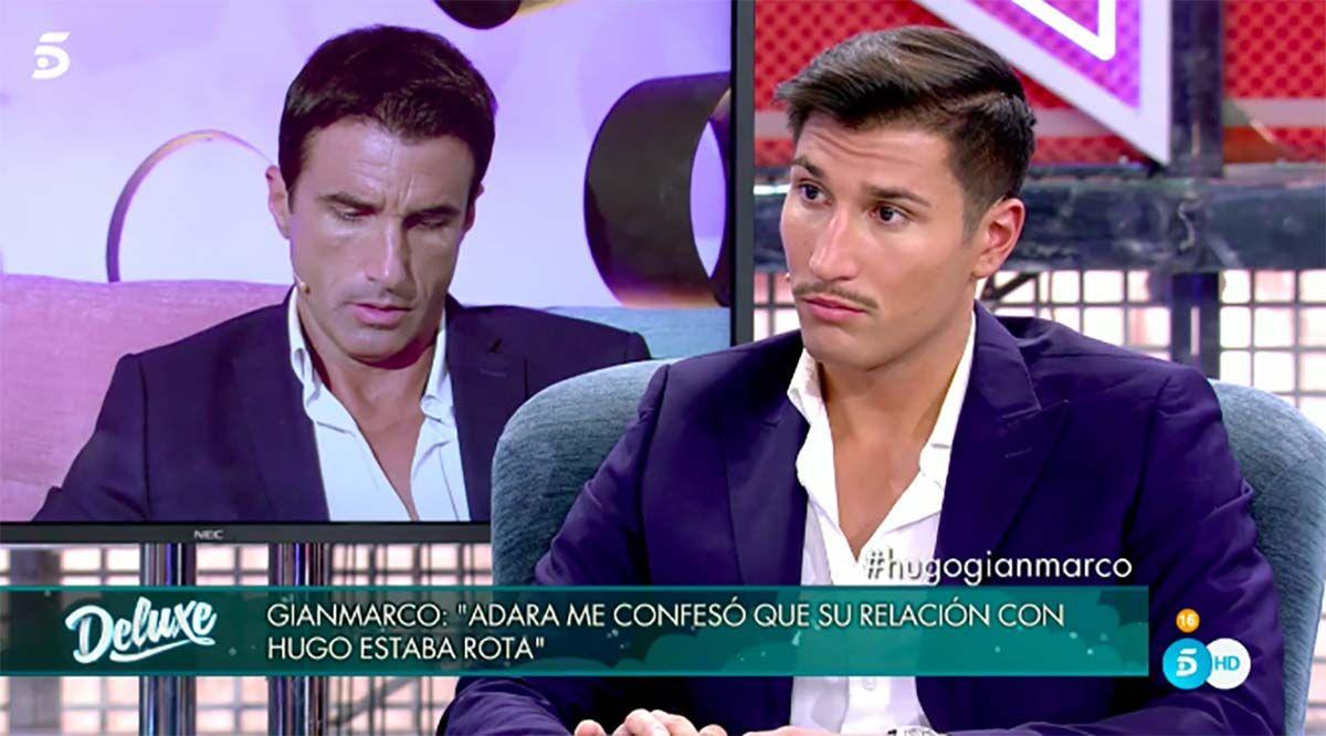 Gianmarco habla de su relación con Adara y de sus planes cuando salga del reallity