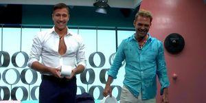 Gianmarco Onestini y Hugo Castejón, encerrados en el Confesionario de GH VIP 7 en la gala 1