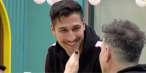 Gianmarco confiesa que sigue enamorado de Adara en Tiempo del descuento