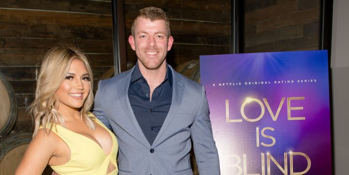 Love Is Blind S Damian Powers Was Catfished Into Joining The Show