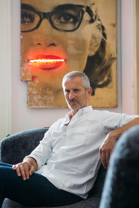Gianrico Carofiglio intervista