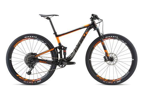 Land vehicle, Bicycle, Bicycle wheel, Bicycle frame, Bicycle part, Vehicle, Bicycle tire, Spoke, Bicycle fork, Mountain bike,