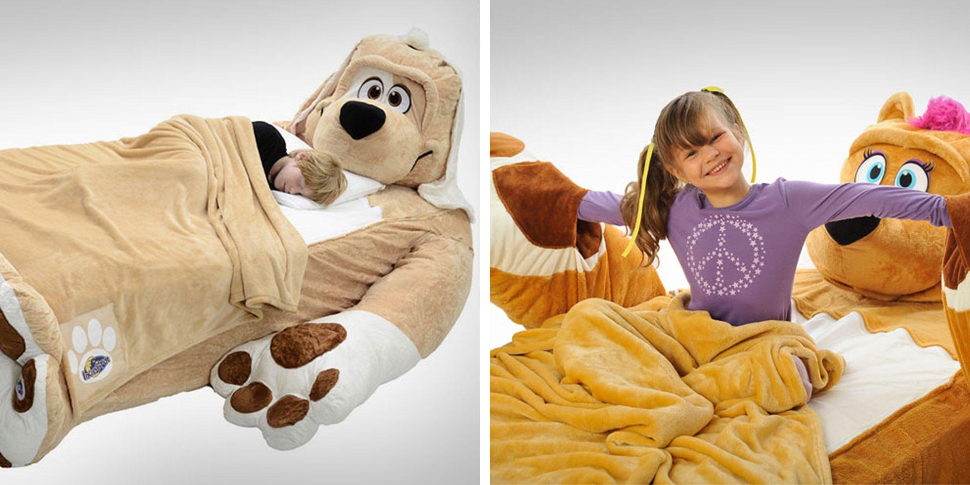 Incredibeds Animal Bed Frames Will Make Kids Want To Take Naps