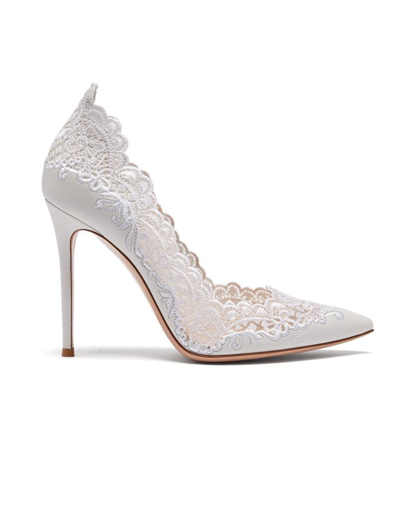 Kate Middlteon wedding shoes lace shoes to buy