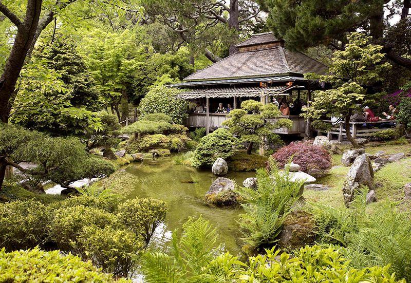 I giardini giapponesi che puoi vedere senza andare in giappone