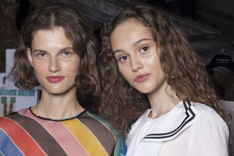 Philosophy By Lorenzo Serafini - Backstage - Milan Fashion Week Spring/Summer 2018