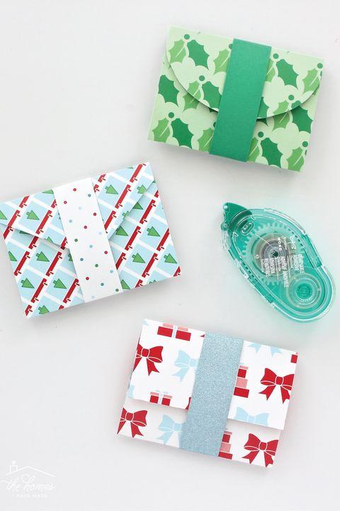 gift card presentation ideas printable