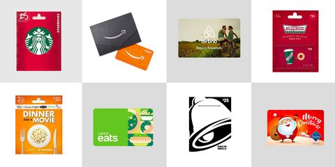 21 Gift Cards Your Fam Will Actually Love