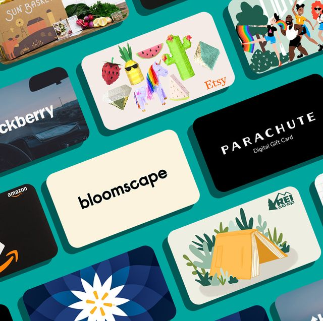 12 Best Gift Cards For Christmas 2020 Best E Gift Cards