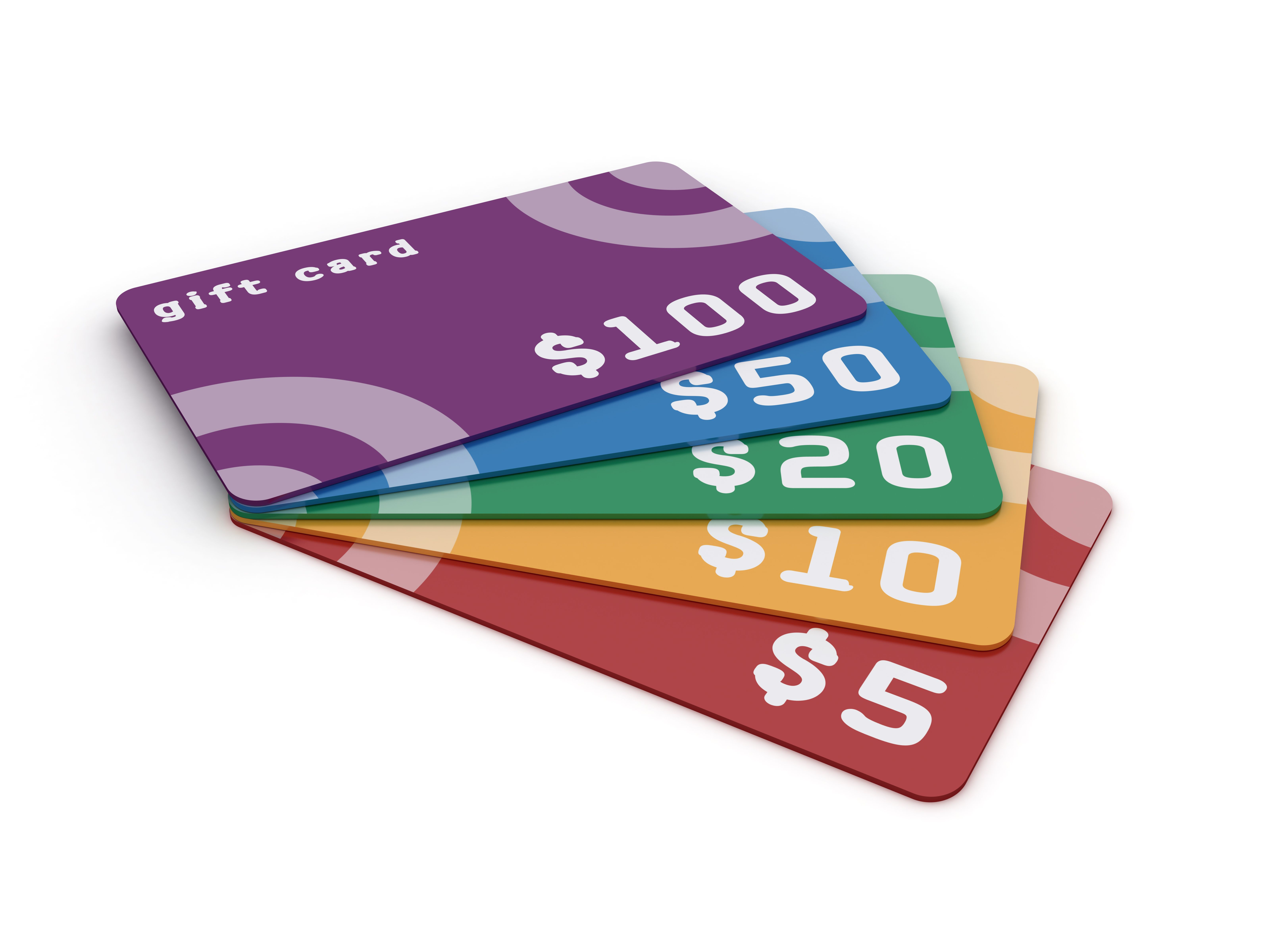 Best Gift Cards Gifts For Runners 2020