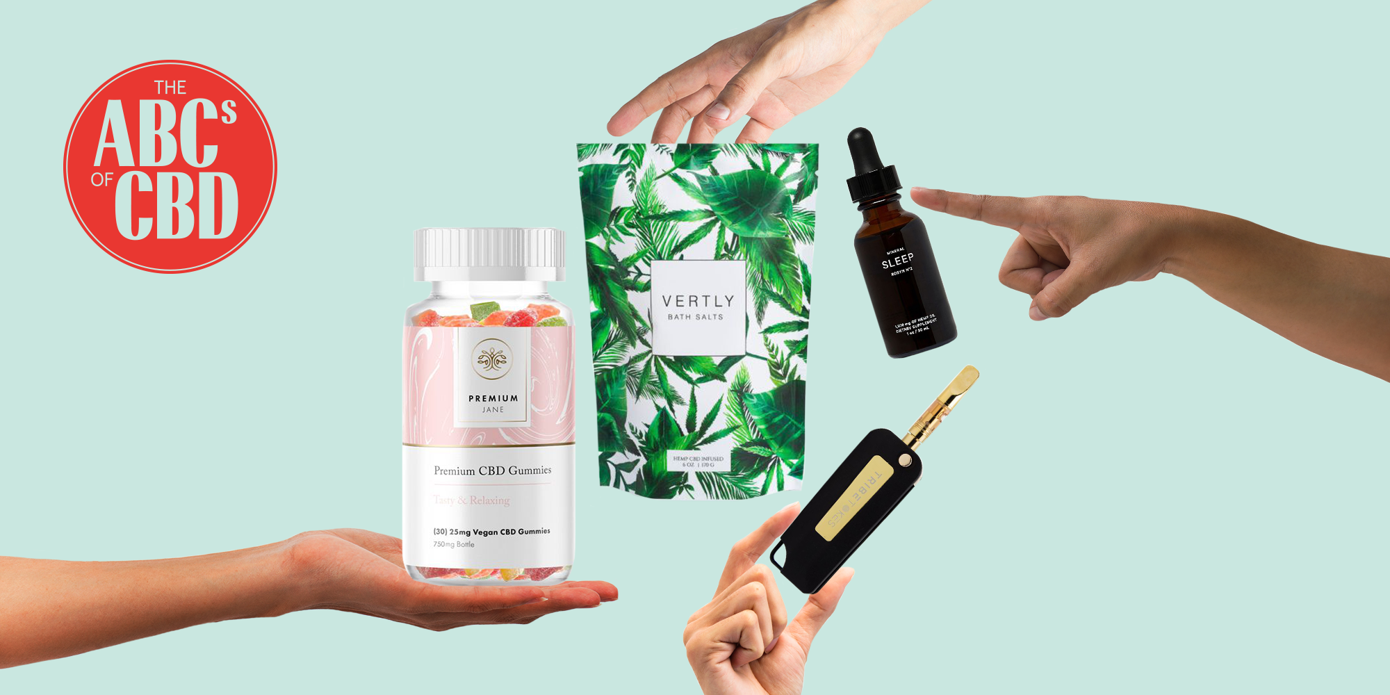 12 CBD Products That You Should Actually Buy