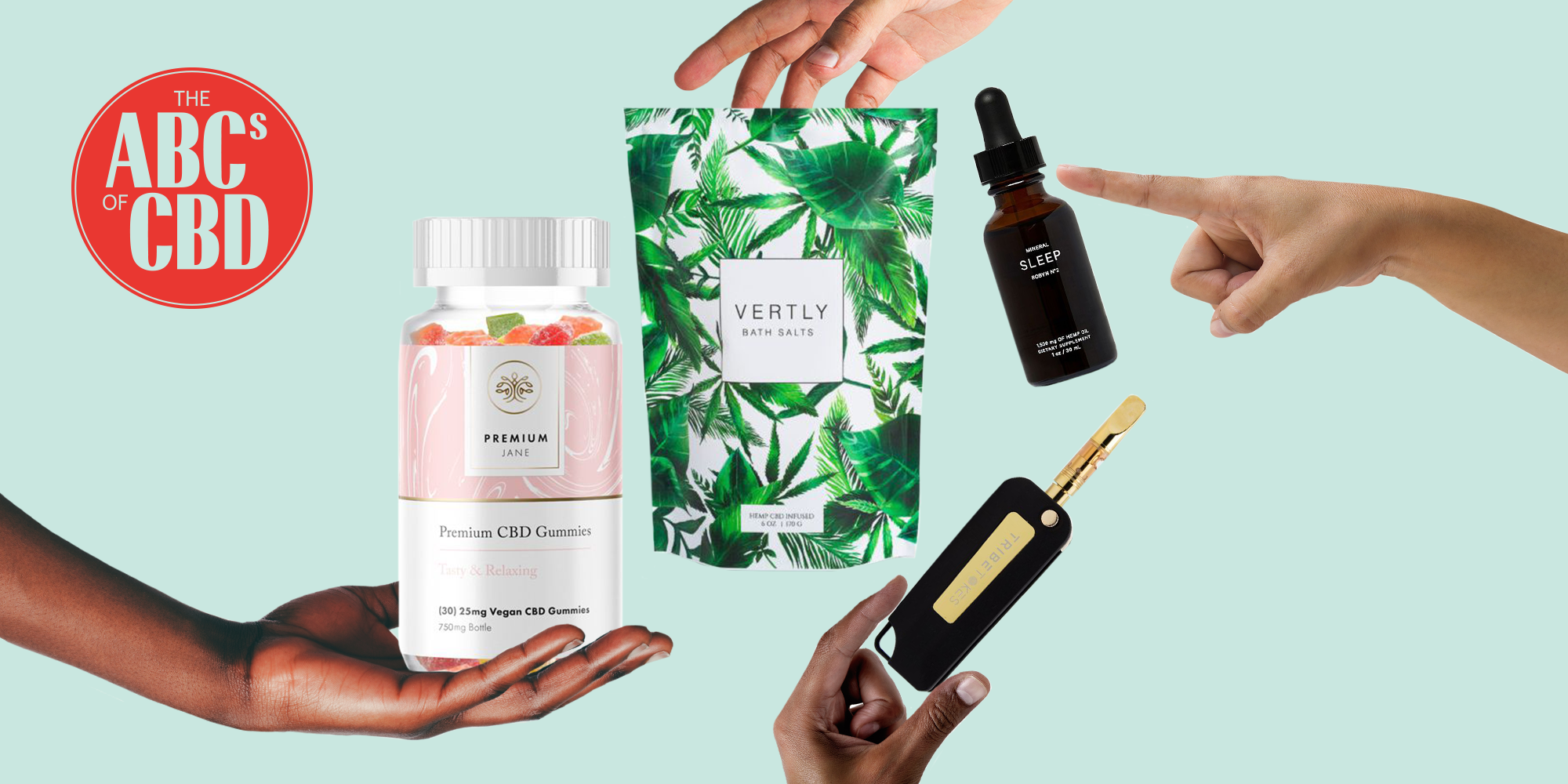 12 Legal CBD Products You Should Actually Buy (That Ship