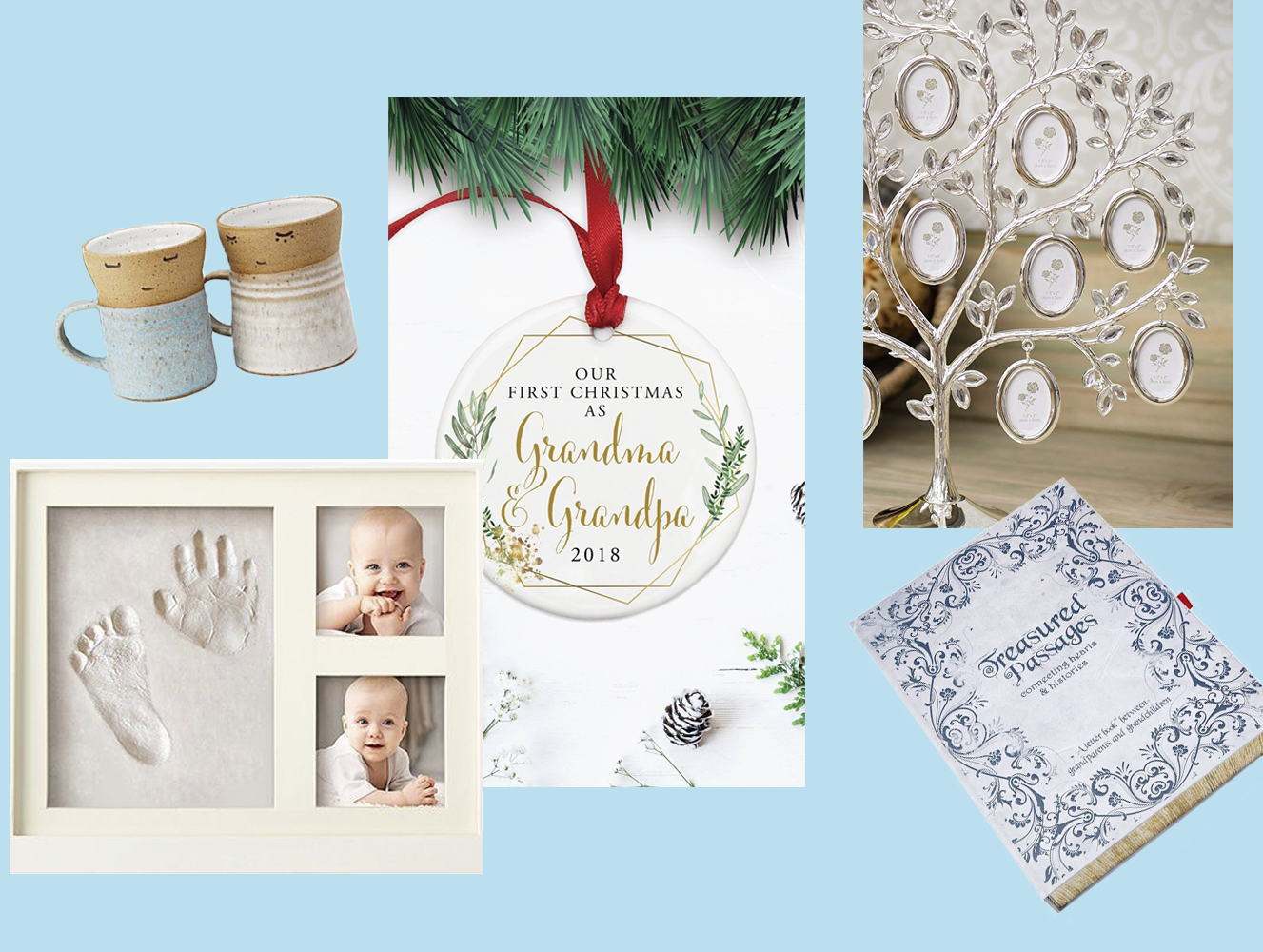 15 Great Gifts for Grandparents - Present Ideas for Grandma and ...