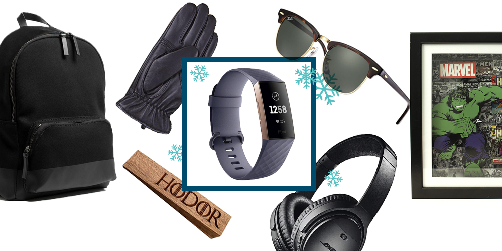 Boyfriend gift guide christmas 2019 collection