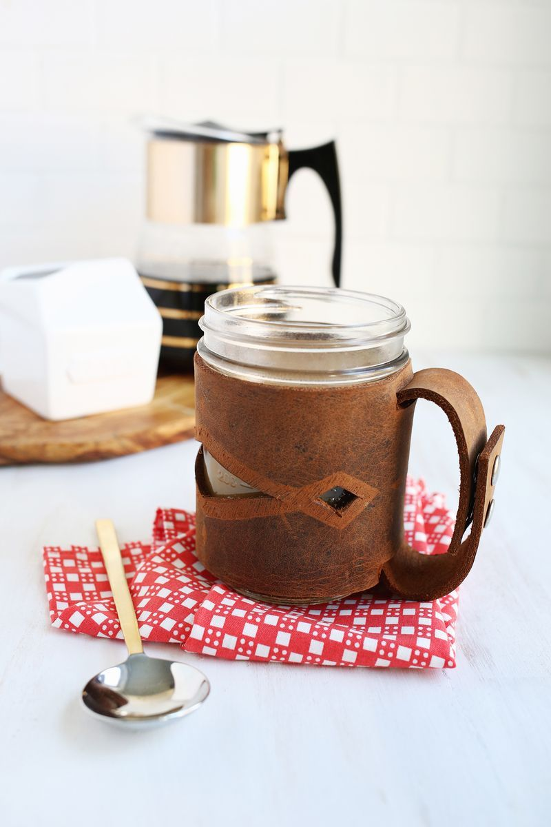 gift ideas for dad mason jar
