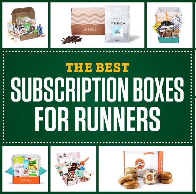 Subscription Boxes for Runners