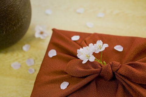 Furoshiki arte japonés de envolver regalos