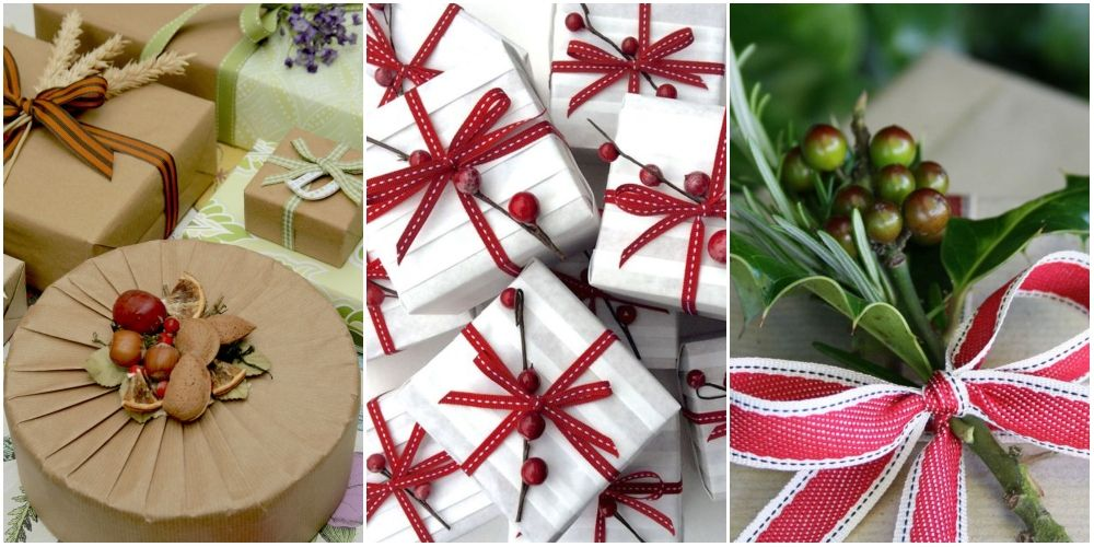 16 Country Christmas Gift Wrapping Ideas How To Wrap Presents With Paper