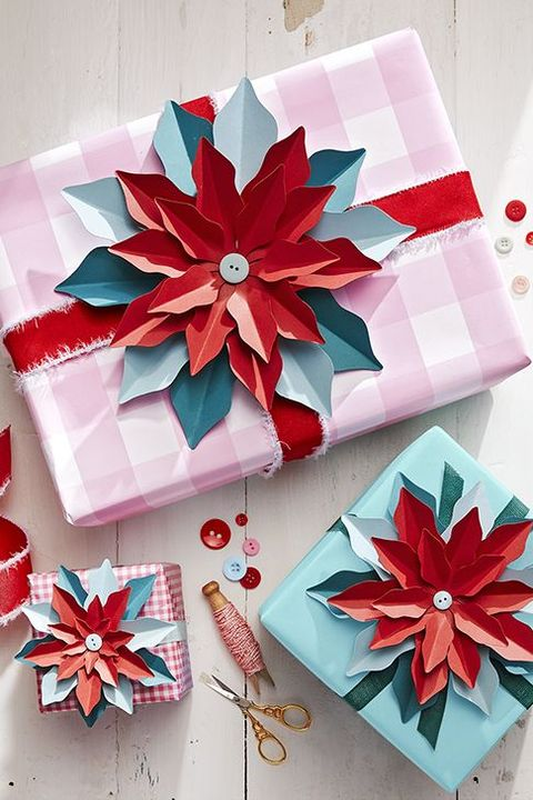 gift wrapping christmas party ideas
