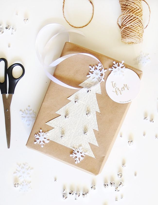 44 Best Gift Wrapping Ideas for Christmas - Easy Christmas