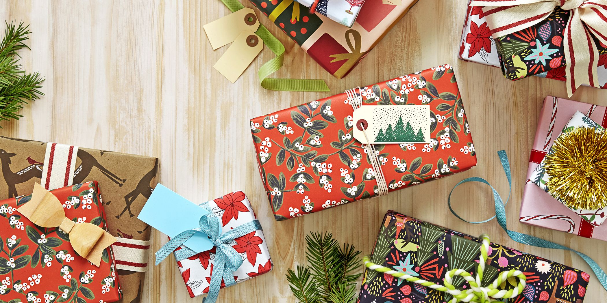 When to start wrapping gifts for christmas