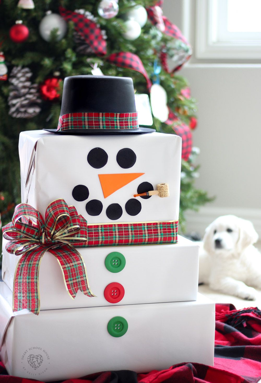 44 Best Gift Wrapping Ideas for Christmas , Easy Christmas