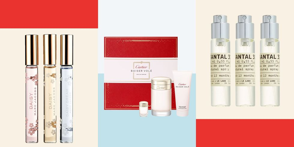 The Perfect Fragrance Gift Set for Every Friend in Your Clique