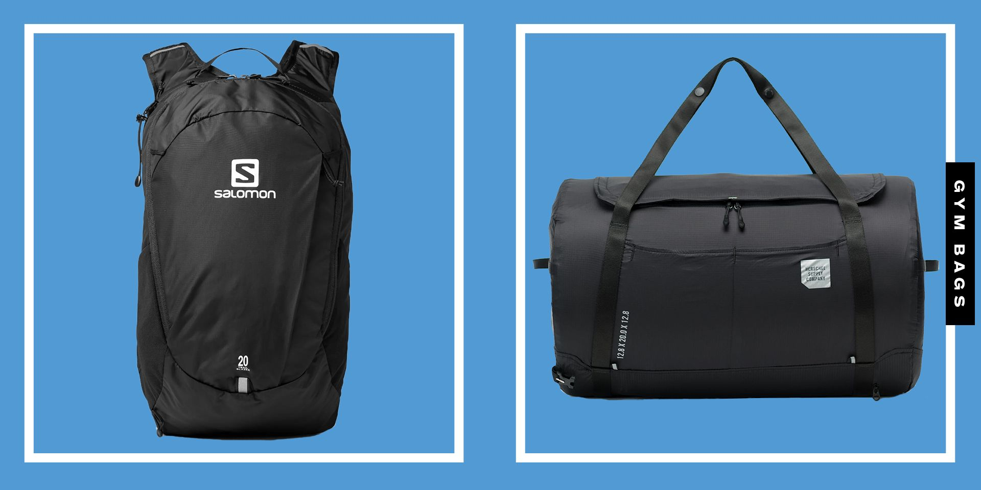 16 Best Gym Bags for Men 2020 Stylish Bags for Fitness Junkies