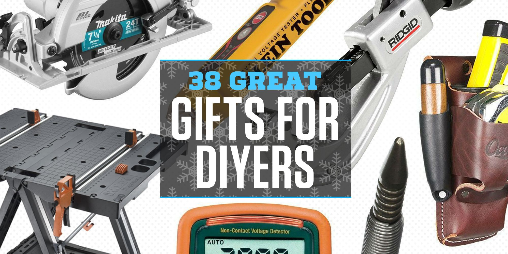 gifts for mechanics | gifts for diy dads 2018
