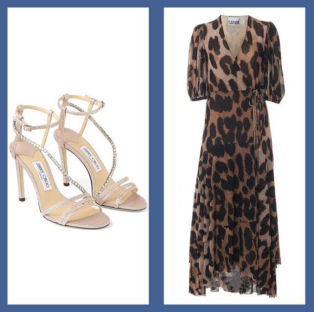 Footwear, Dress, Shoe, Fashion accessory, Beige,