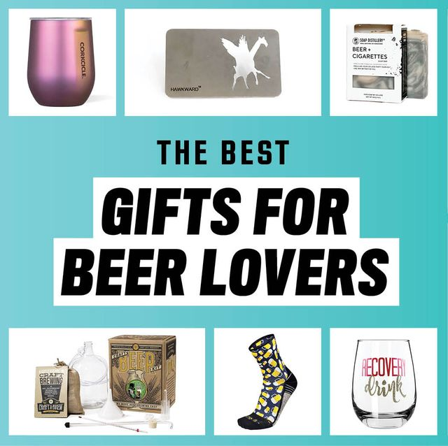 the best gifts for beer lovers