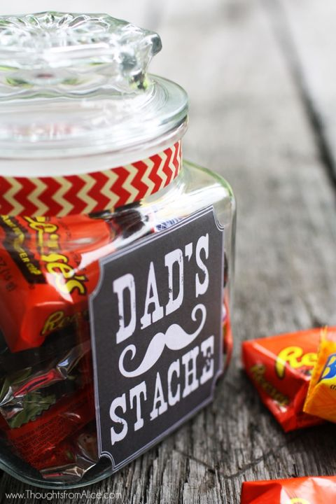 gifts for dad jar
