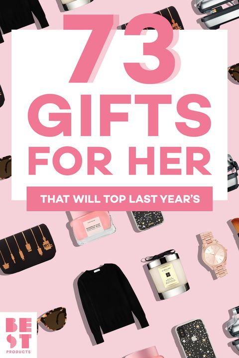 gifts for her best 2018