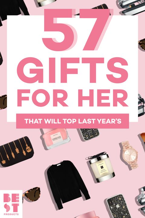 e81dc86e331 50+ Best Gifts for Her in 2019 - Gift Ideas for Women