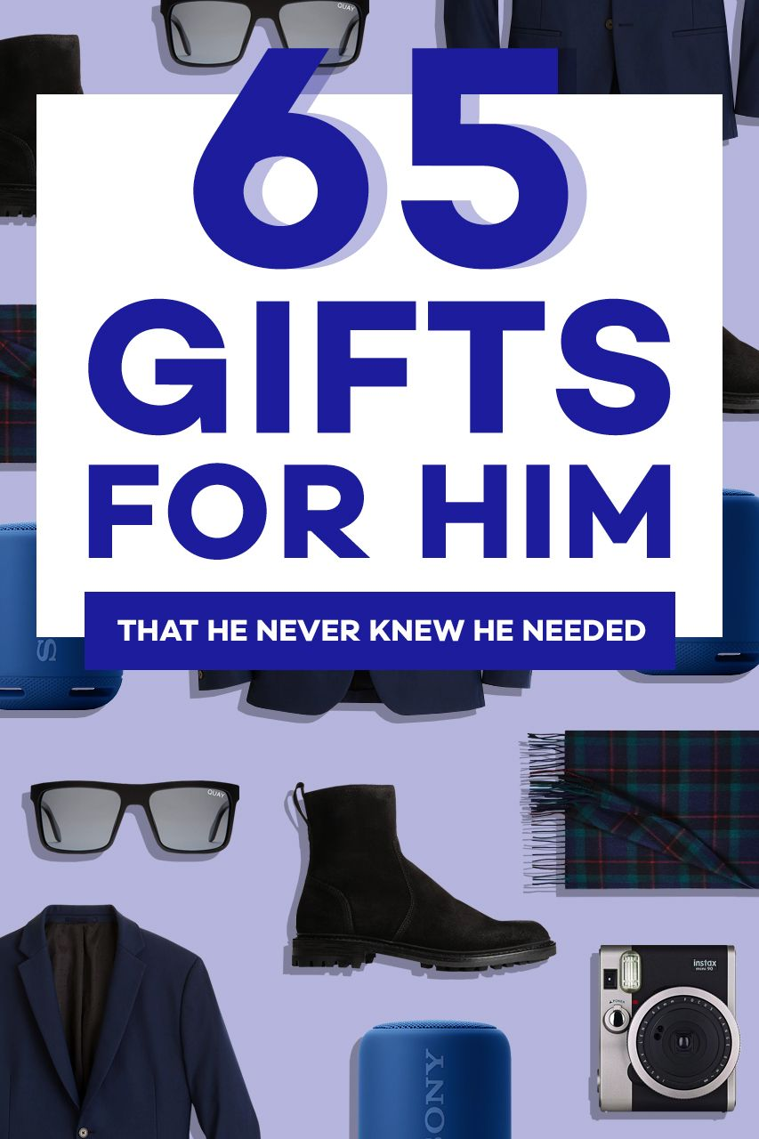 50 Best Gifts For Him In 2019