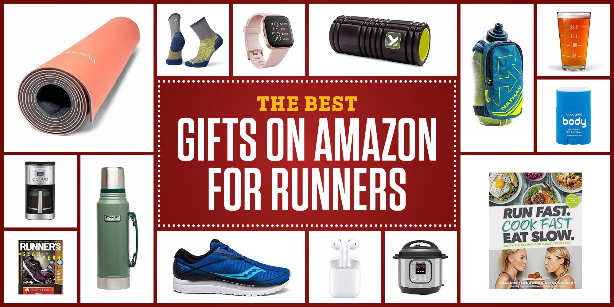 50 Gifts on Amazon That Runners Will Love
