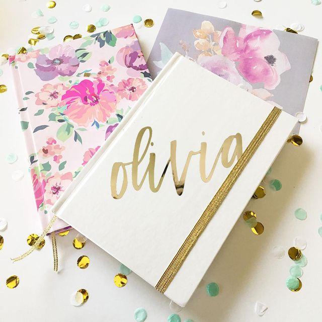 gifts under 10 notebook