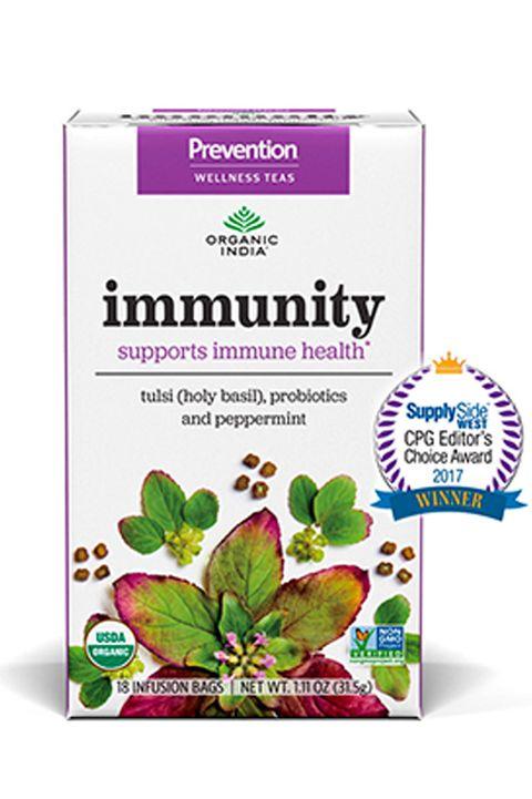 gifts under 20 immunity tea