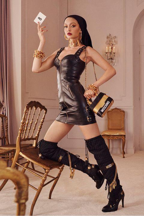 Gigi Hadid Moschino for H&M