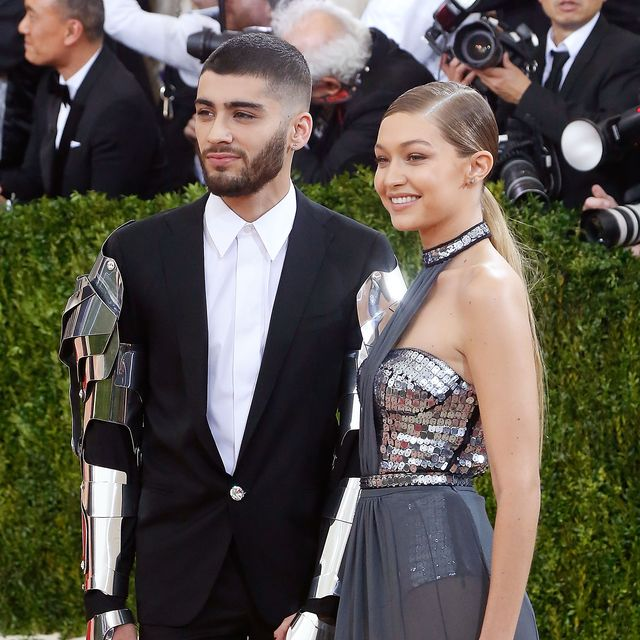 """""""manus x machina fashion in an age of technology"""" costume institute gala   arrivals"""