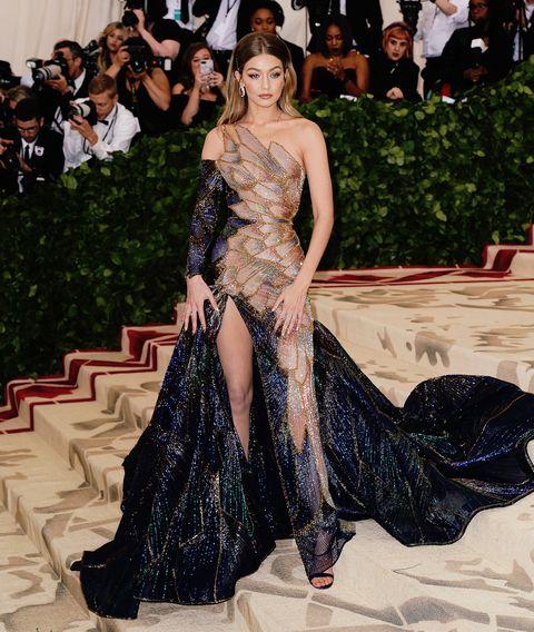Meest extravagante jurken van 2018