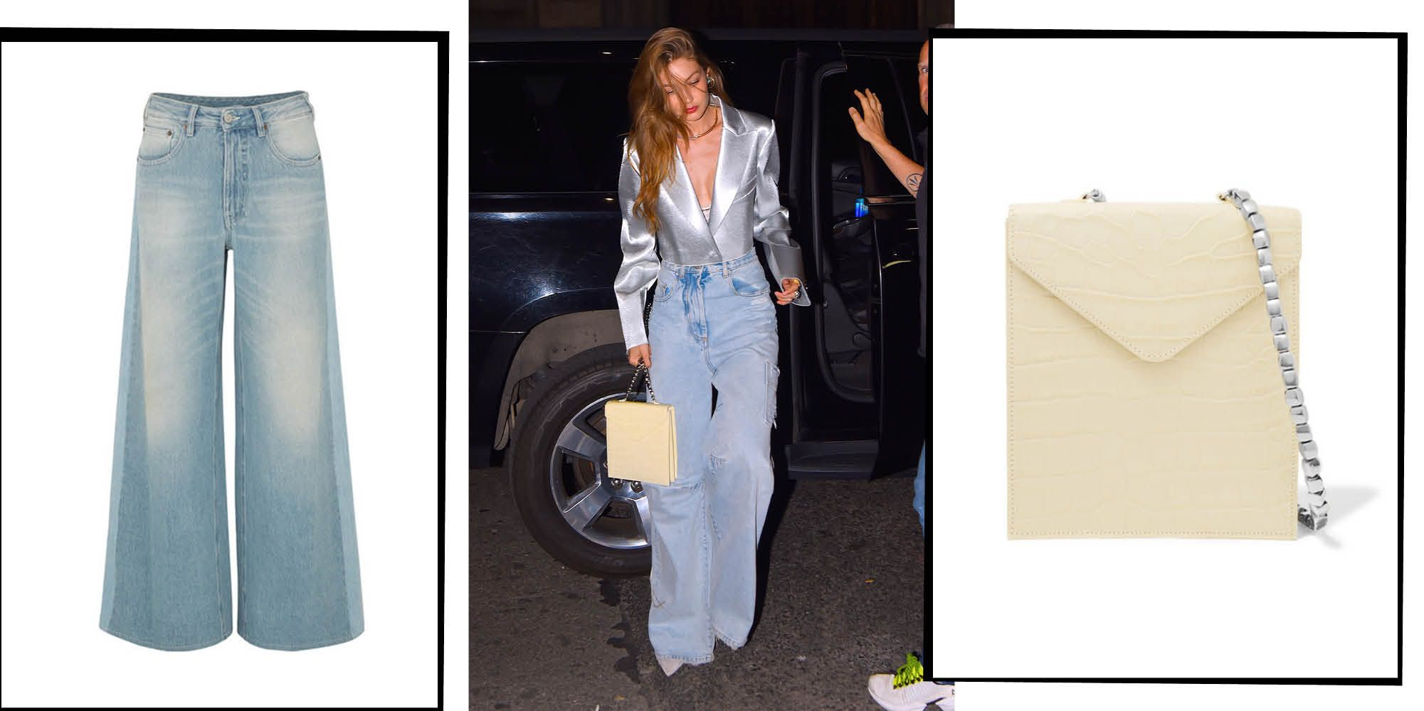 Gigi Hadid date night outfit