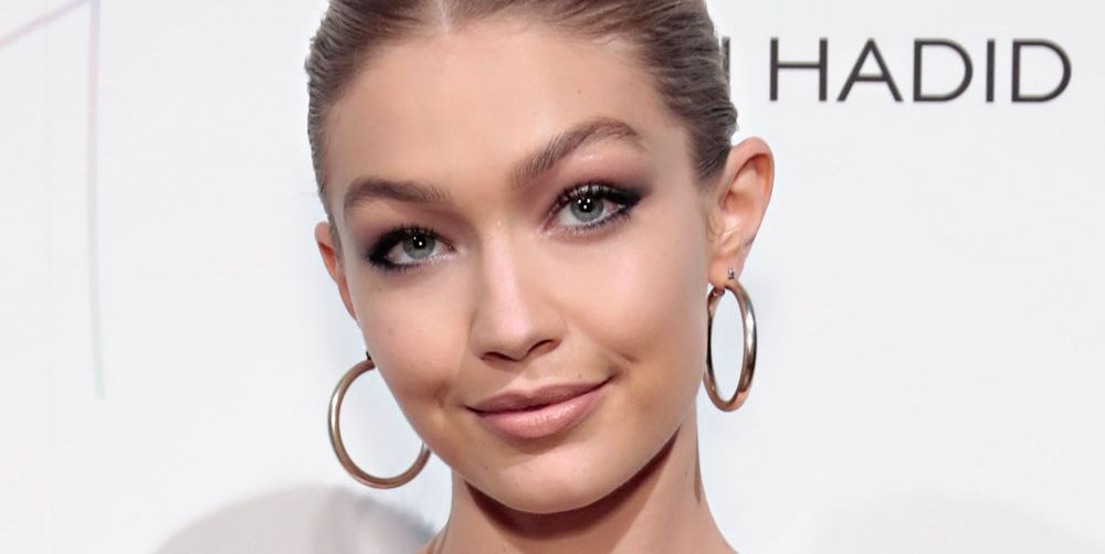 Gigi Hadid eye colour